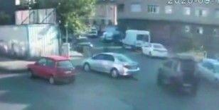 Ataşehir'de evi soymaya çalışan hırsızlar yaşlı kadını vurdu