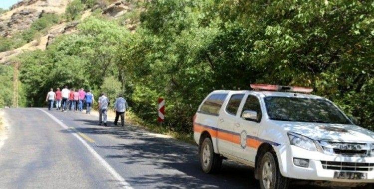 Tunceli'de kayıp 2 kardeşi arama çalışmaları sürüyor