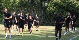 Denizlispor, Trabzonspor hazırlıklarına devam ediyor