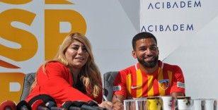 Kayserispor yeni transferleri tanıttı