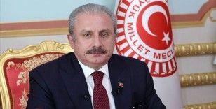 TBMM Başkanı Şentop Özbekistan Yasama Meclisi Başkanı İsmailov ile telefonda görüştü