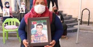 HDP önündeki ailelerin evlat nöbeti 378'inci gününde