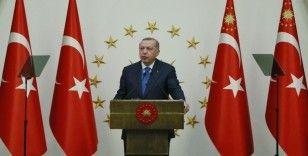 Cumhurbaşkanı Erdoğan'dan 27 Mayıs 1960 darbesinin yıldönümü dolayısıyla mesaj