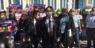 Kadir Şeker'e 12 yıl hapis talebi