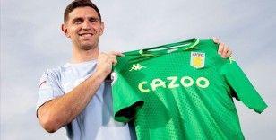 Aston Villa, Arsenal'dan kaleci Emiliano Martinez'i transfer etti