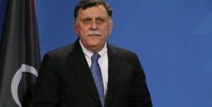 Libya'da UMH Başkanı Sarraj istifa ediyor