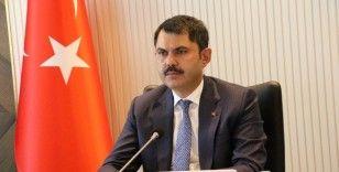 """Bakan Kurum: """"Türkiye'nin 7 bölgesi için ayrı ayrı iklim değişikliği eylem planları hazırladık"""""""