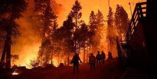 ABD'deki yangının dumanının bu hafta Avrupa'ya ulaşacağı tahmin ediliyor
