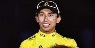 Son şampiyon Bernal Fransa Bisiklet Turu'ndan çekildi