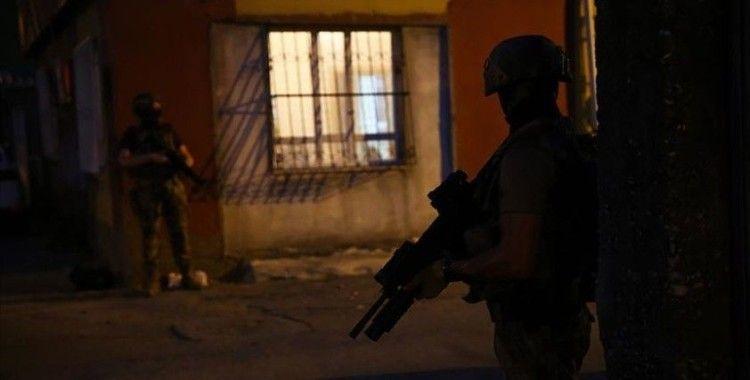 Muş'ta terör örgütü PKK ve iş birlikçilerine yönelik operasyonda 9 kişi yakalandı