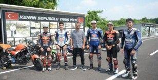 Milli motosikletçiler İspanya ve San Marino'da piste çıkıyor