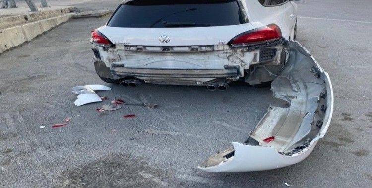 Minibüs sürücüsü direksiyon başında fenalaştı, faciadan dönüldü