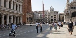 İtalya'da son 24 saatte 1229 kişiye daha Kovid-19 tanısı konuldu