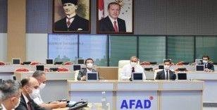 İstanbul İl Pandemi Kurulu, Vali Yerlikaya başkanlığında toplandı