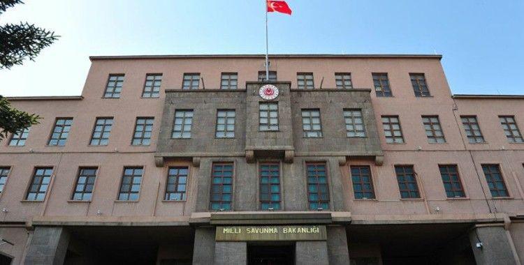 MSB: Türkiye-Yunanistan askeri heyetleri arasındaki teknik toplantı sona erdi