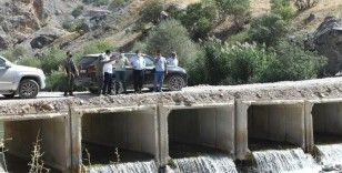 Büyükşehir Çatak'ta 5 yeni köprü inşa ediyor