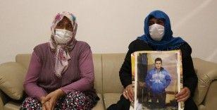 HDP önündeki evlat nöbeti eylemine 2 aile daha katıldı