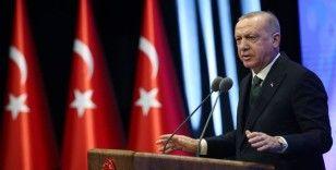 Cumhurbaşkanı Erdoğan: Türkiye'nin şantaja boyun eğmeyeceği anlaşılmıştır