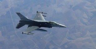 Irak'ın kuzeyinde PKK'lı 2 terörist hava harekatıyla etkisiz hale getirildi