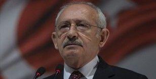 CHP Genel Başkanı Kılıçdaroğlu TTB Başkanı Prof. Dr. Adıyaman ile telefonda görüştü