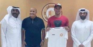 Kayserispor'dan Katar'a transfer oldu