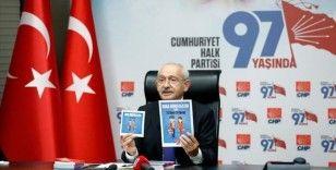 CHP Genel Başkanı Kılıçdaroğlu, apartman görevlileriyle görüştü