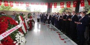 Adnan Menderes idam edilişinin 59'uncu yılında kabri başında anıldı