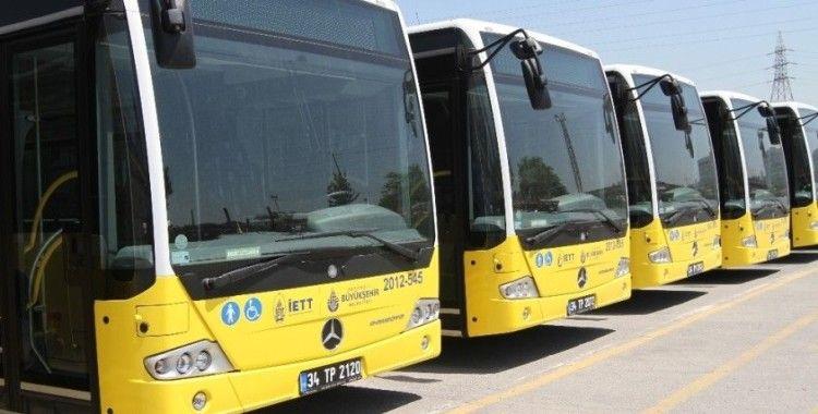 İstanbul'da bütün otobüsler İETT'ye bağlandı