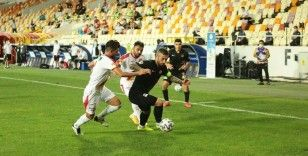 Malatyaspor kendi sahasında Göztepe'yle 1-1 beraber kaldı