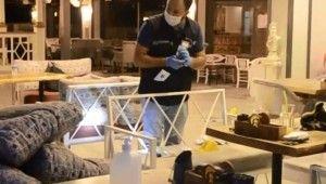 Arnavutköy'de kafe'de silahlı saldırı