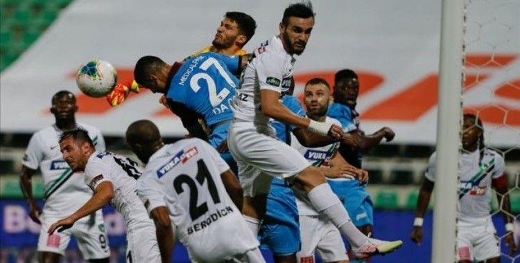Denizlispor'un konuğu Trabzonspor