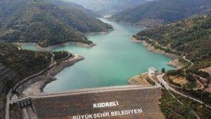 Yuvacık Barajı'nda su seviyesi yüzde 43'e düştü
