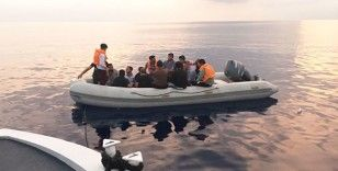 İdlib'den Kıbrıs'a botla geçmek isteyen mülteciler yakalandı