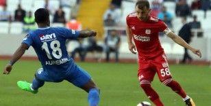 BB Erzurumspor ile Sivasspor 3. randevuda