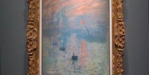 Monet'in başyapıt tablosu Şanghay'da