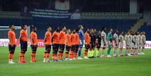 Başakşehir'in avantajı Fatih Terim Stadı