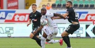 Trabzon Denizli'den bir puanla dönüyor