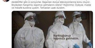 Korona virüsün iz sürücü kahramanları: Filyasyon ekipleri