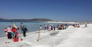 Salda Gölü imar planı onaylandı