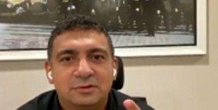 Ali Şafak Öztürk: 'Nazım için Fenerbahçe ile anlaştık'
