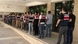 Mardin'de fuhuş operasyonu