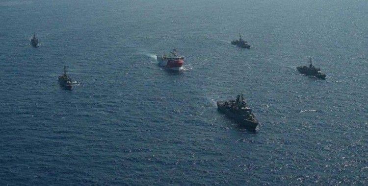 Türkiye'den Doğu Akdeniz için diyalog mesajı