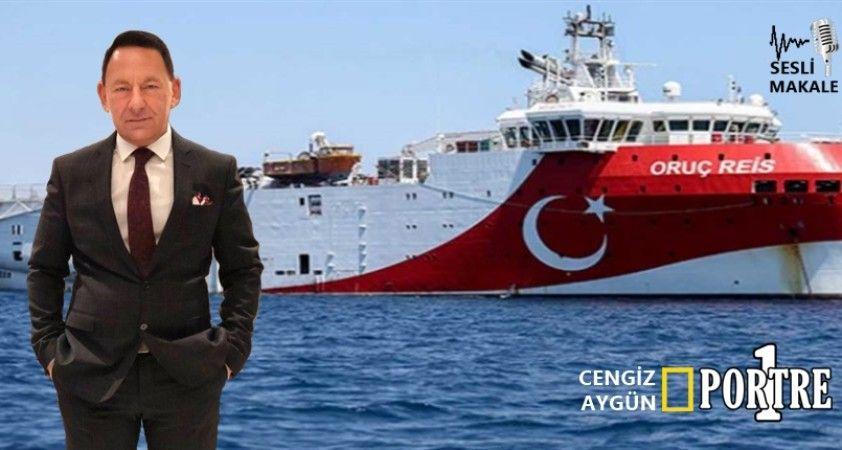 Oruç Reis gemisi neden limana çekildi..!