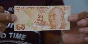 Hatalı basım 50 liraya 20 bin lira istiyor