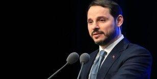 Bakan Albayrak: Hedefimiz, dünyada ve Avrupa'da lider ülkeler arasında yer almak