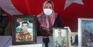 HDP önündeki ailelerin evlat nöbeti 383'üncü gününde