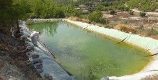 Mersin'de sulama havuzunda ölüm