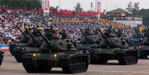 Tayvan ordusu: 'Çin tehdidine karşı savunma hakkına sahibiz'