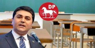 DP Başkanı Uysal; 'Yüz Yüze Eğitim de kararları tekrar gözden geçirin'