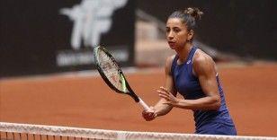 Milli tenisçi Çağla Büyükakçay, Fransa Açık elemelerine iyi başladı